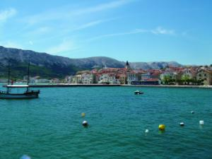 Baska from the sea