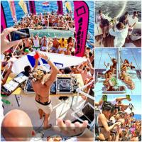 Bachelor parties on yachts